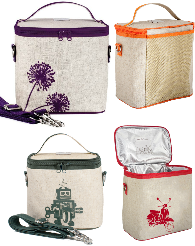 Backpacks Cooler Bags Cute Retro Design Non-Toxic SoYoung Ice Pack Eco-Friendly Lunch Boxes