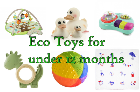 Eco toys for under 12 months