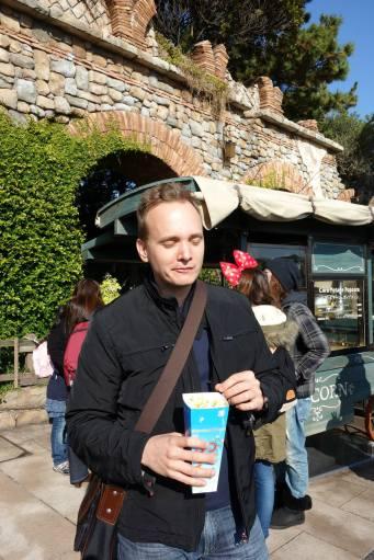 DisneySea Carmel Popcorn