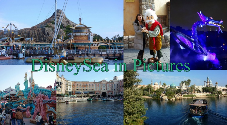 Disneysea in Pictures
