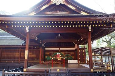 Hall of Shinto musice and dance