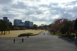 View from Tenshudai of Site of Ohoku