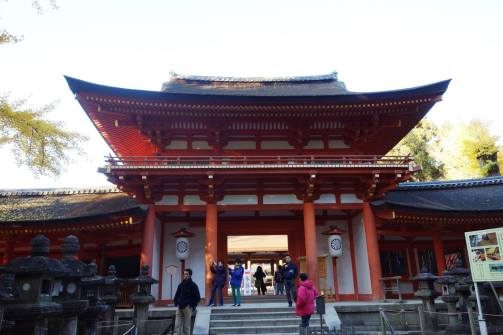 Kasuga-taisha grand shrine