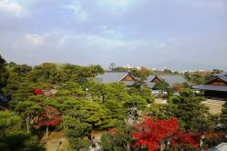 View from Honmaru