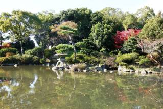 Japanese Plum-grove Garden