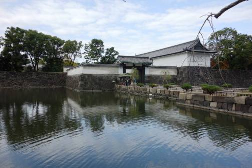Ote-bori moat, The East Garden of the Imperial Palace
