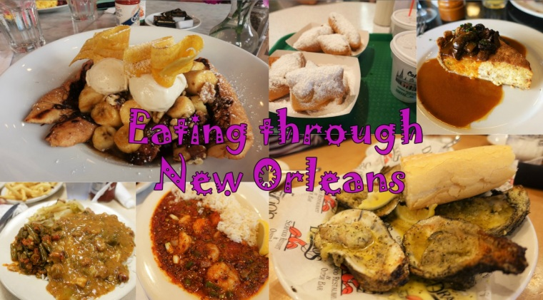 Eating from New Orleans