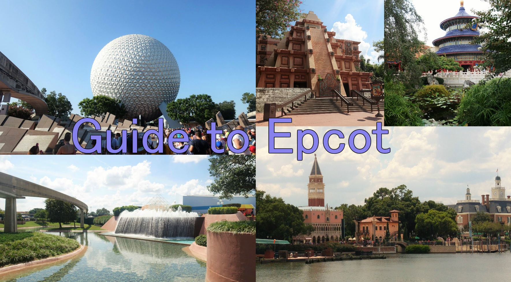 Guide to Epcot