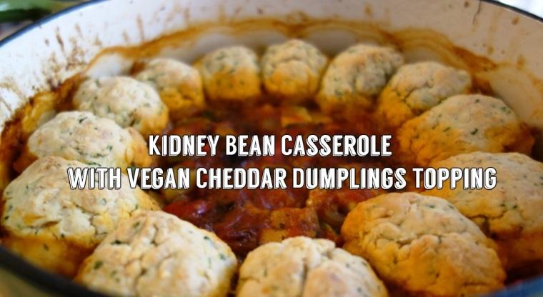 Kidney Bean Casserole