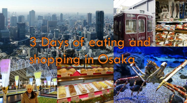 Osaka 3 days