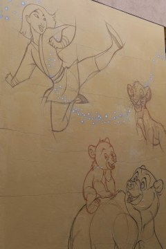Art of Disney Animation, Toon Studio