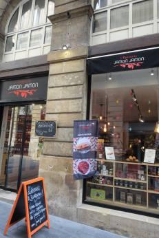 L'Épicerie Jamon Jamon, Rue Louis Combes