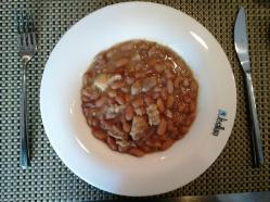 Pork & Bean stew