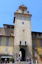 Torre della Campanella, Piazza Cittadella