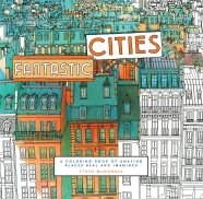 Fantastic Cities by Steve McDonald