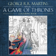 The Official A Game of Thrones Colouring Book by George R.R. Martin