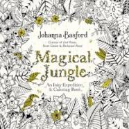 Magic Jungle by Johanna Basford