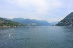 View from Passeggiata Lino Gelpi