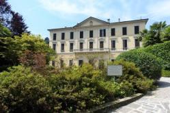 Villa Parravicini Revel, Passeggiata Lino Gelpi