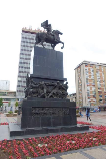 King Milan Square