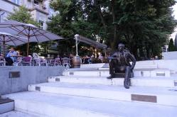 Borislav Pekić, Cvetni trg (Flower Square)