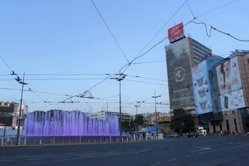 Slavija Square