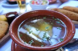 Domestic Soup with Dumplings