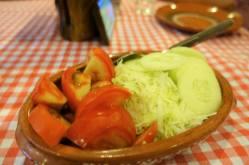 Serbian Salad