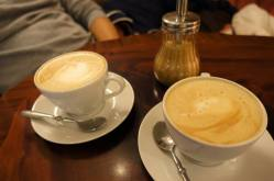 Coffee at Pronte, Lilla torg (square)