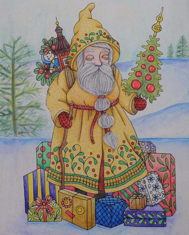 Santa - Sagor Och Sägner