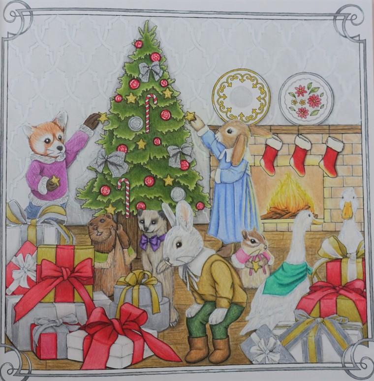 Menuet de bonheur  Christmas 2