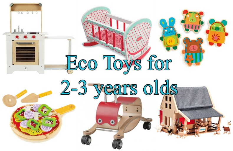 Eco Toys for 2-3 years olds \u2013 Live Eat Colour