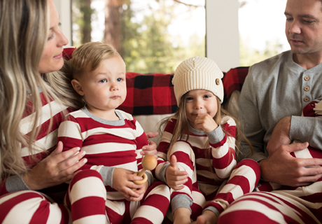 family-jammies-rugby-stripe-pattern