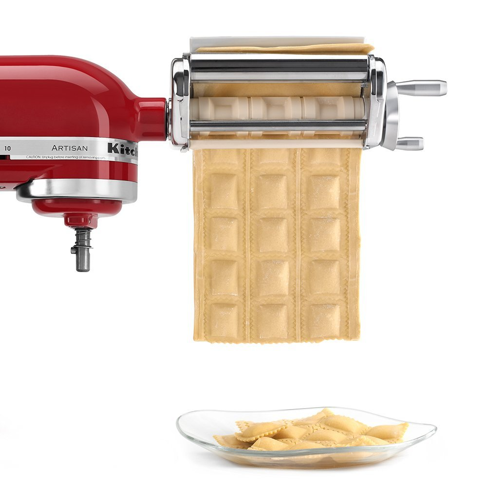 minimalist-kitchen-style-red-artisan-kitchen-aid-stand-alone ...
