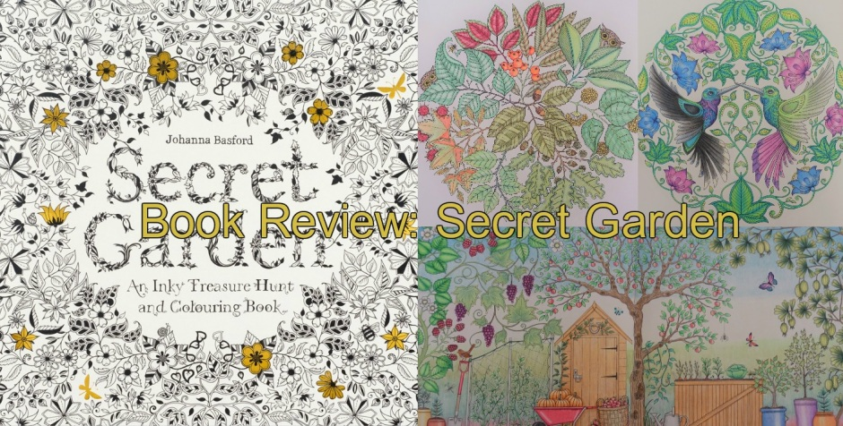 Book Review Secret Garden