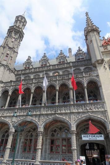 Historium Bruges, Grote Markt