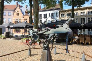 Walplein square