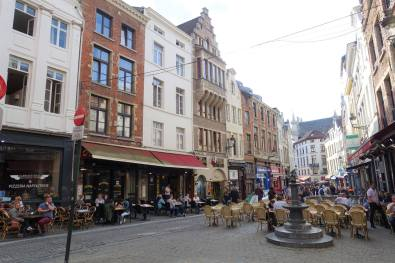 Rue du Marché aux Fromages