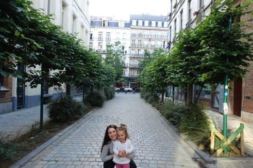 Rue de Jardin des Olives