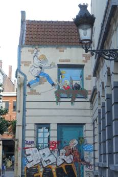 Rue De Bon Secours Bijstands