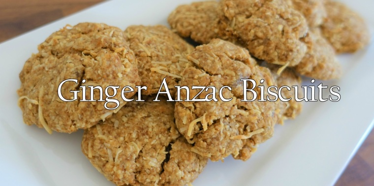 Ginger Anzac