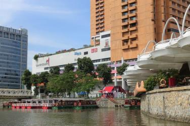 Liang Court, Clarke Quay