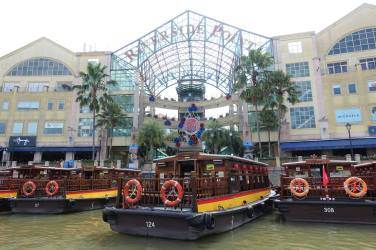 Riverside Point, Clarke Quay
