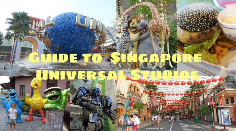 Guide to Universal Studio