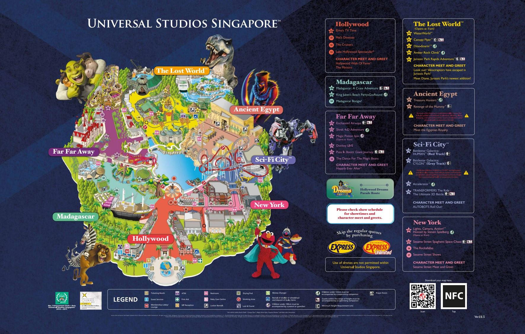Disney Travel Guide Book