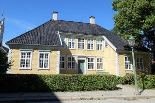 The Chrystie Town House Brevik, Telemark, 1761
