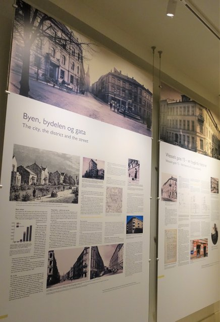 Exhibition: Living in the City