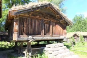 134 Pillared Storehouse