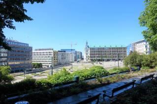 View from Abelhaugen