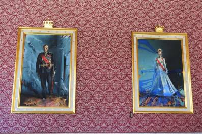 King Harald V and Queen Sonja